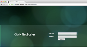 NetScaler_Access_Gateway_login