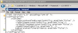 Citrix_StoreFront_aspnet_config_file_after_modification