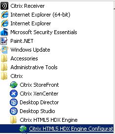 HTML5_Tool_Start_Menu