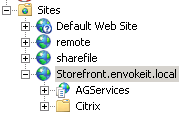 IIS_sites_for_storeFront
