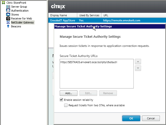 Bug in Citrix Receiver 13 for Linux – cannot connect with