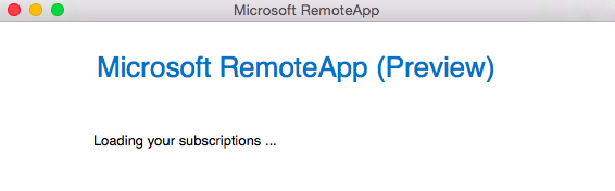 RemoteAppIsLoadingSubscriptions1stTime
